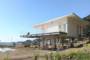 No.1 太海の家