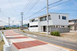 No.13 鴨川の家